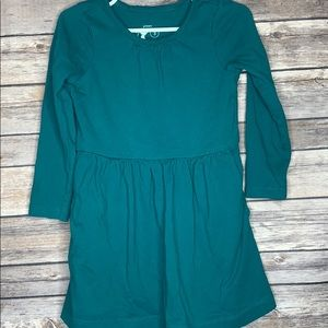 Green Primary Tunic Dress